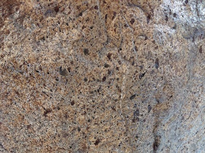 brown granite artificial rock